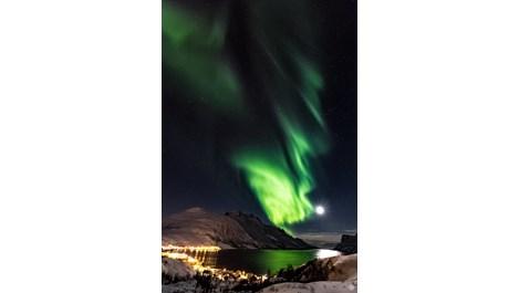 Наши фотографи заснеха Северното сияние (галерия)