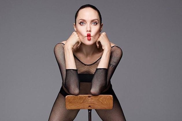 Джоли след развода: Трябва да се съобразявам с Брад