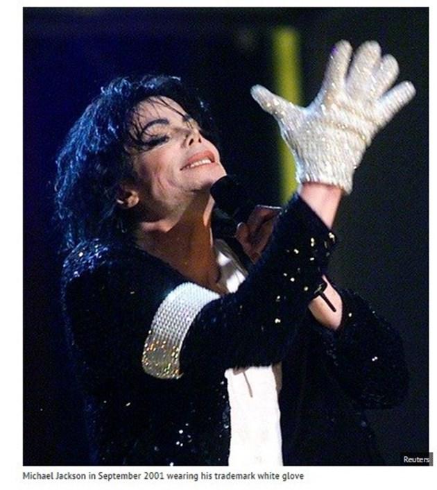 $100 000 брои фен за ръкавицата на Майкъл Джекъсн