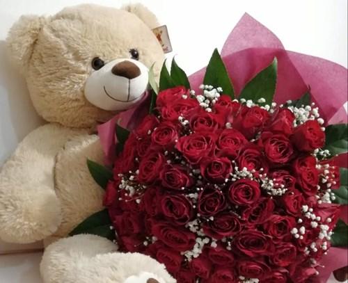 Една роза за Свети Валентин