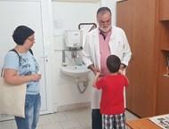 Пироговци прегледаха над 350 деца в Хасково