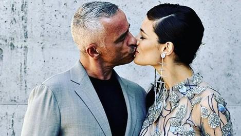 Ерос Рамацоти и жена му обявиха, че се разделят