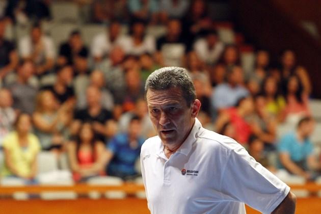 Жоро Младенов: Егото на клубовете трябва да намалее
