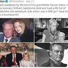 Барън Хилтън не остави на семейството си 2 млрд. долара (Видео)