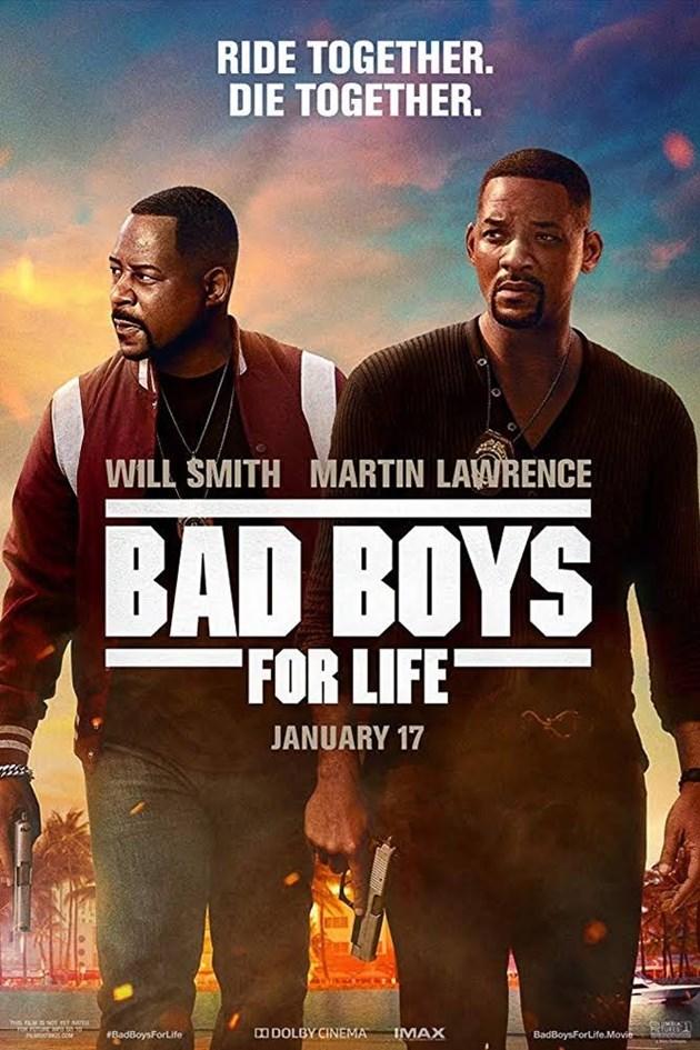 """""""Лоши момчета завинаги"""" оглави бокс-офис класацията на Северна Америка"""