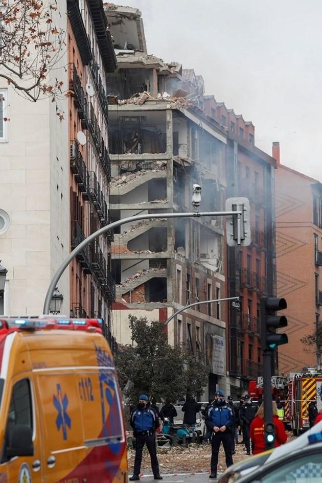 Българин сред загиналите при взрива в Мадрид