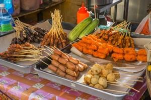 Уличната храна като културна забележителност
