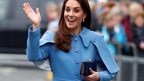Кейт Мидълтън носи преправени обици на принцеса Даяна (Видео, снимки)