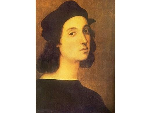 Рафаело е коригирал носа си на своя автопортрет