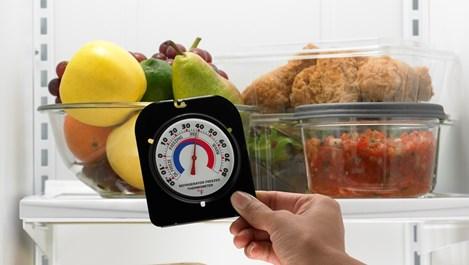 Kак да съхраняваме правилно храната в хладилника