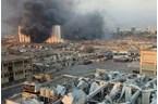 Експлозия разтърси ливанската столица Бейрут (Снимки,Видео , На живо)