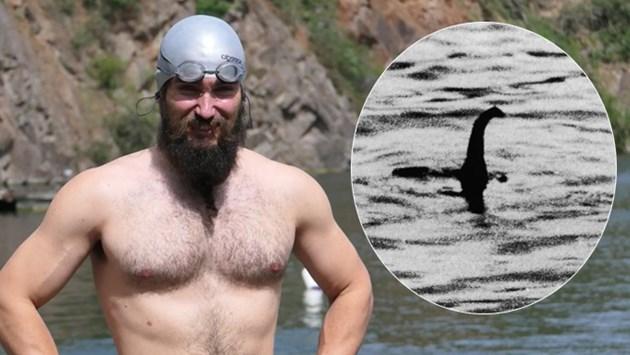 Александър Сотиров, преплувал емблематичното езеро: Май видях чудовището от Лох Нес