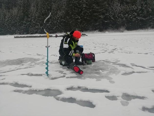 Ледът си отива