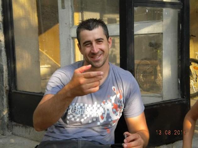 Янек Миланов изчезна в края на юли 2020 г.