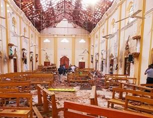 24 арестувани за атентатите в Шри Ланка, жертвите вече са 290, 500 - ранени
