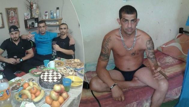 Купон с пури и торти в затвора