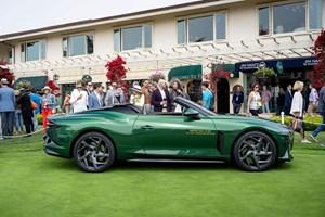 Това Bentley Bacalar за почти 2 млн. евро има всичко друго освен покрив