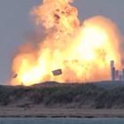 """Прототип на """"Старшип"""" на Илън Мъск се взриви по време на тест (Видео)"""
