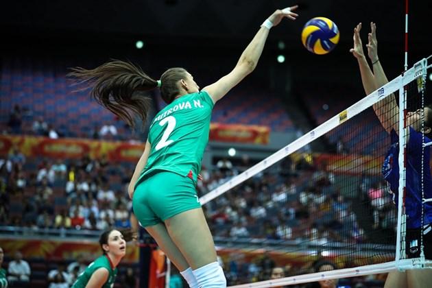 Легендата Боре Кьосев: Волейболистките могат още!