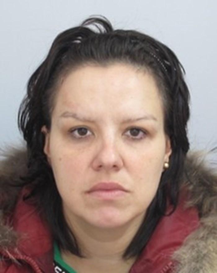 39-годишната Сияна Богомилова Амуджиева СНИМКА: МВР