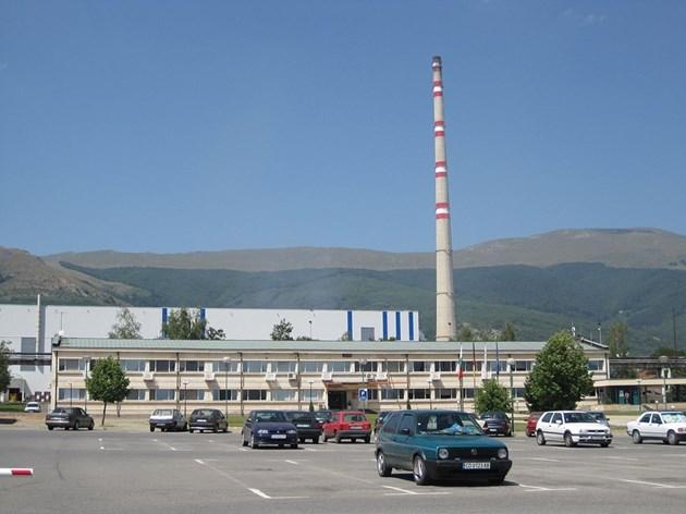 В Пирдоп е най-високият комин