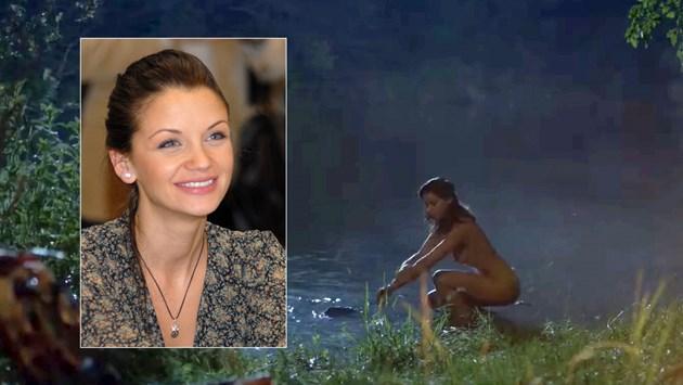 Диляна Попова чисто гола!