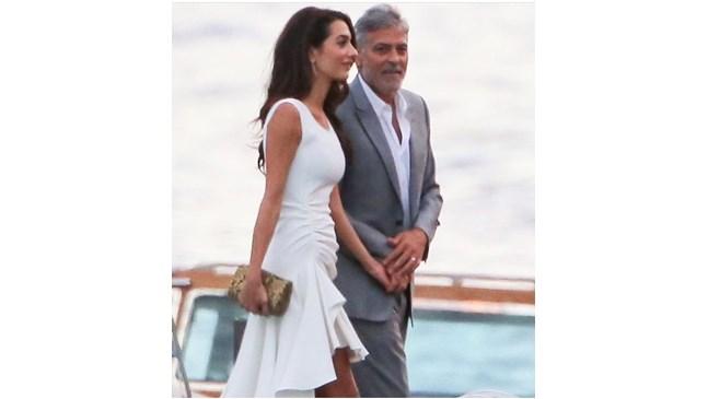 Джордж Клуни и Амал чакат трето дете?