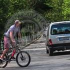 Вергов безстрашен на колело