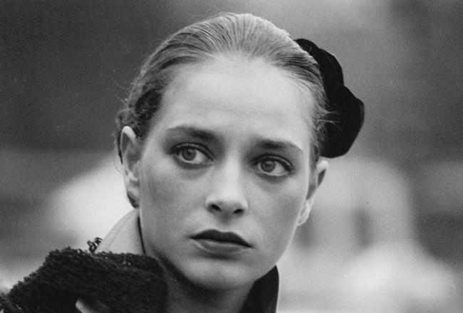 """Актрисата в кадър от руско-френския филм """"Изкуството да се живее в Одеса"""" на режисьора Юнгвалд-Хилкевич"""