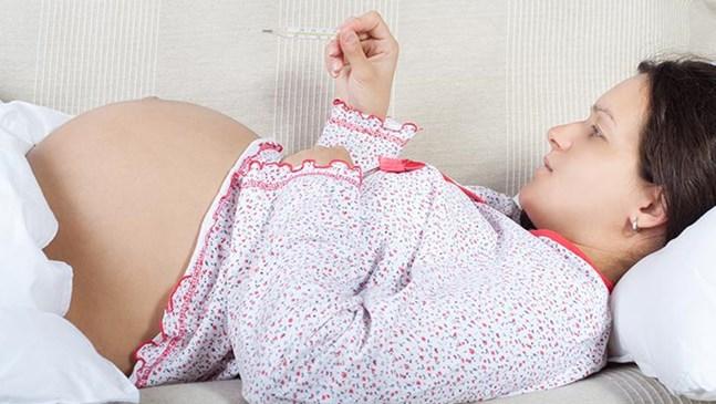 Какво да правя, ако вдигна температура през бременността