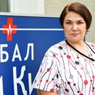Канят Марта Вачкова на работа в болница