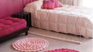 Розова свежест в малкото жилище (галерия)