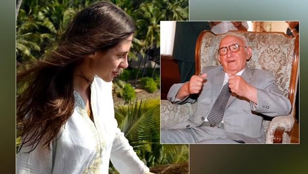 Тайната внучка на Тато се сгоди