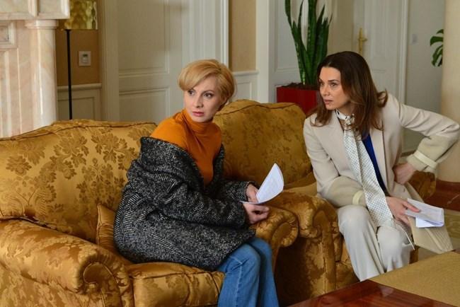 Анастасия Лютова си партнира с Вера Йорданова в драматичната поредица.