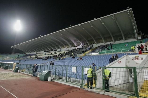 Търсят място зановия стадион