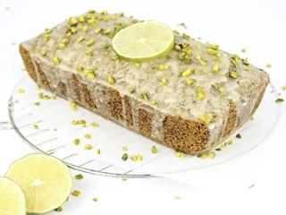 Лимонов сладкиш с шамфъстък
