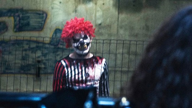 Страшен клоун плаши и в София