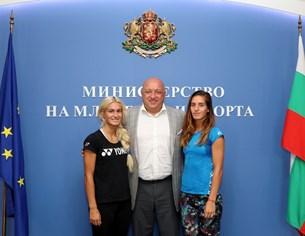 Сестри Стоеви продължават да се състезават за България