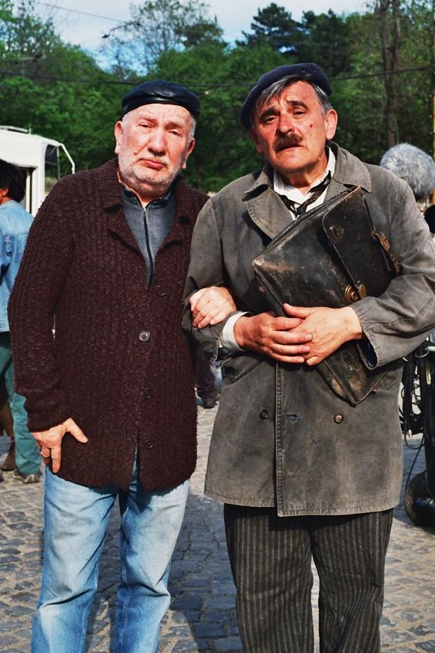 Актьорът режисьор Джеки Стоев: Финци и жена му ще правят второ и трето!