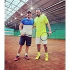 Джизъса джитка тенис с Ненчо