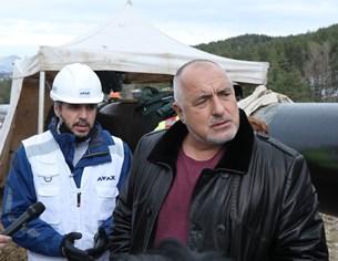 Бойко Борисов поиска от Гърция газовата връзка да я има в края на 2021 (Видео, обзор)