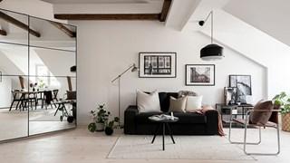 Две спални в 50 кв. м (галерия)
