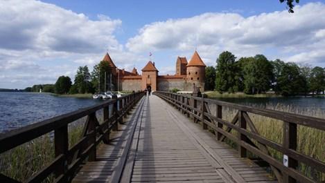 Литва - непознатият център на Европа (галерия)