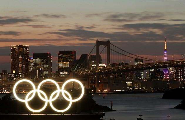 Токио е в очакване на олимпиадата