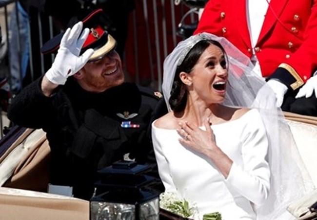 Цял свят гледа сватбата на принц Хари и Меган Маркъл