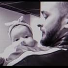 Криско показа дъщеря си Амая за първи път (Видео)