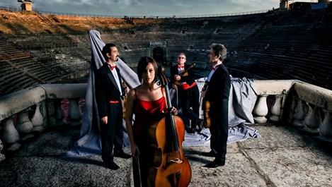 """Концертът на Арена ди Верона квартет """"Пулсът на Европа"""" с по-ниски цени през май"""