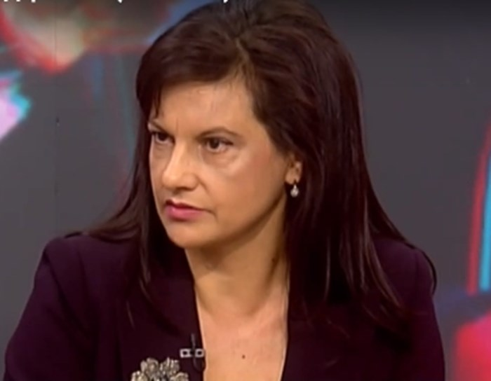 Председателят на ПГ на ГЕРБ д-р Даниела Дариткова КАДЪР: Нова тв