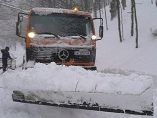 Общо 63 снегорина са на терен в София