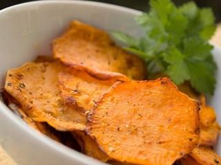Сладки картофи и спанак предпазват детето от настинка